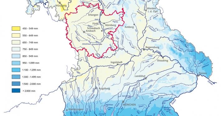 Mittelfranken Karte.Wasserschule Mittelfranken Wasser Erleben Nachhaltigkeit